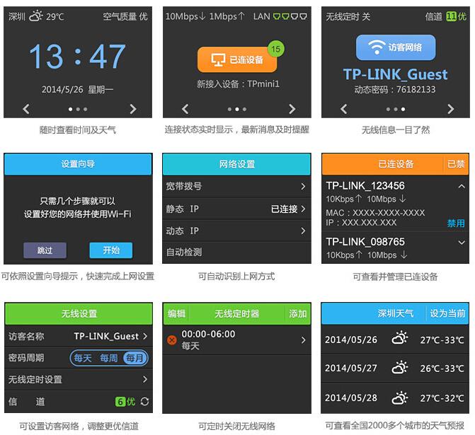 魔豆路由器评测:酷似TP-LINK 2041