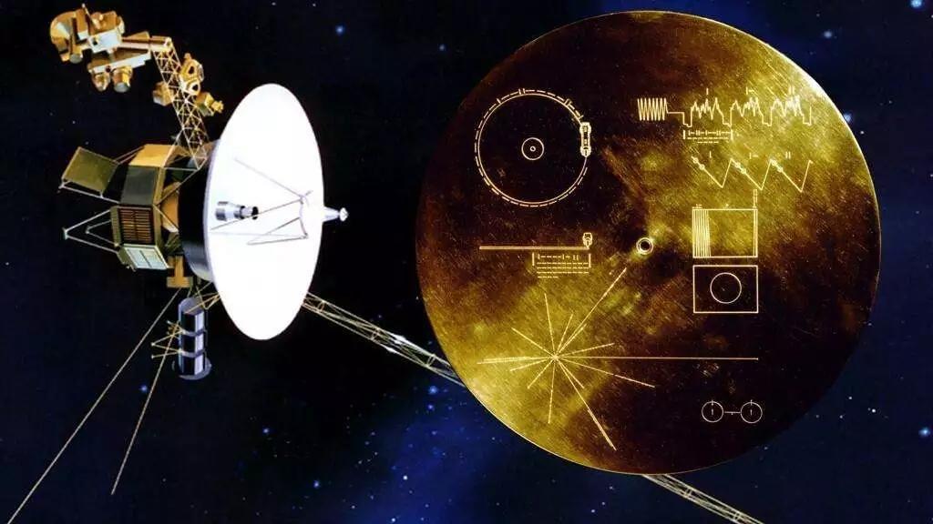 旅行者1号已经离开了40年,他见过最美的星空