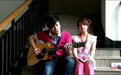 青涩的年代,郝浩涵10年歌曲《情人》,郝浩涵现存最早视频