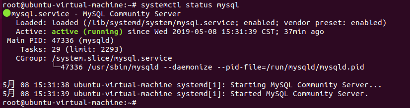 Ubuntu彻底卸载Mysql以及解决Can't connect to local MySQL server through socket '/var/lib/mysql/mysql.sock方法