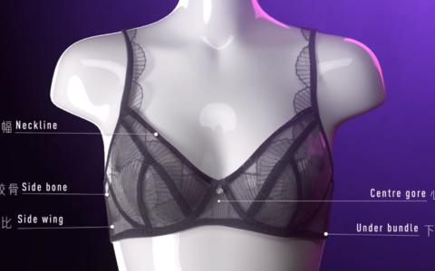 「1080P」如何才能给女朋友买到合适的内衣,内衣不合身的原因是什么