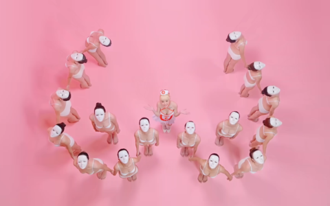 """咪咪MIMI 童颜巨乳版 (2016年度""""亲亲你的咪咪""""乳癌醒觉运动主题曲)"""