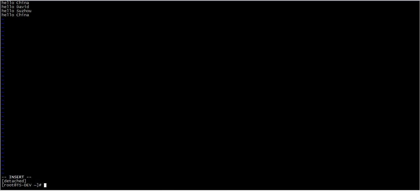 CentOS Screen 命令详细讲解