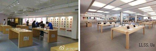 """苹果眼中的""""剽客""""小米:产品总是脸熟"""